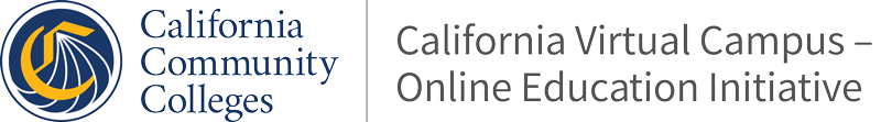 California Community Colleges, Online Education Initiative