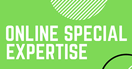 online special expertise